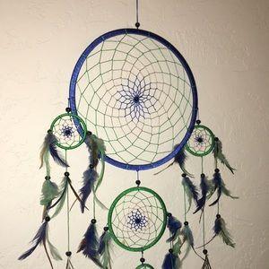 Peacock DreamCatcher